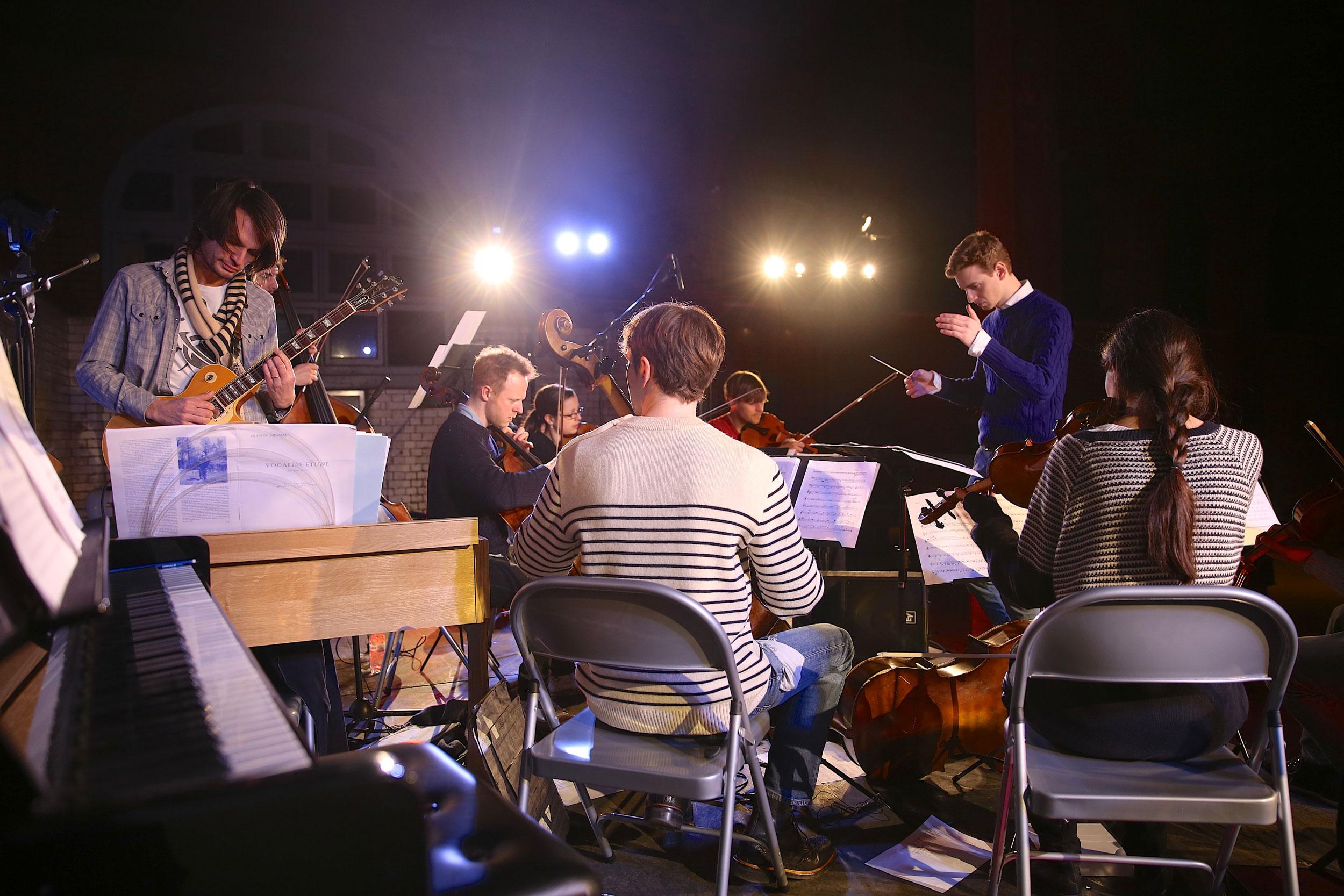 Jonny Greenwood & LCO Soloists