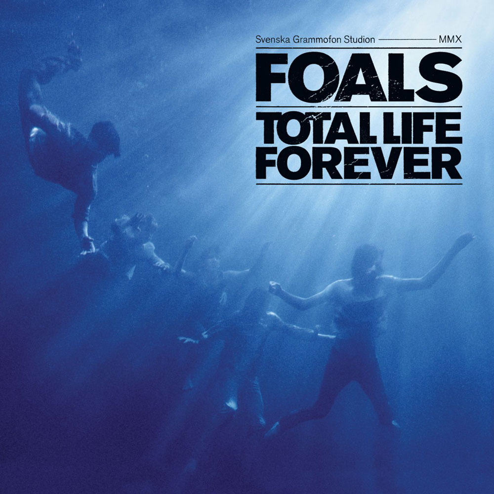 Total Life Forever Recordings